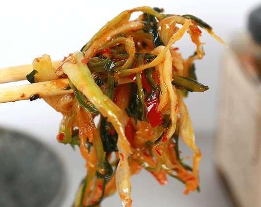 怎样简要腌制老许香菜