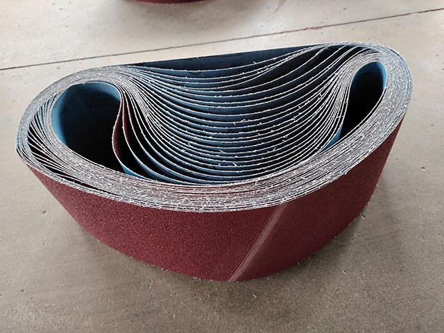 X216氧化铝砂带