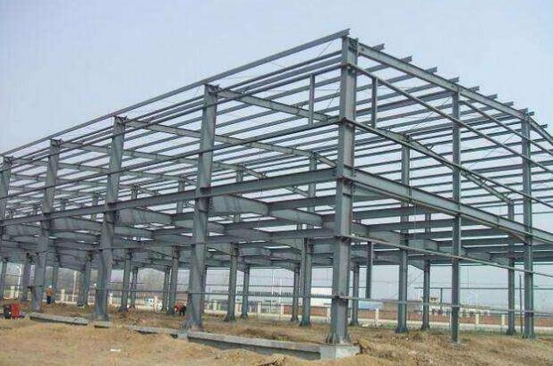 轻钢结构厂房安装