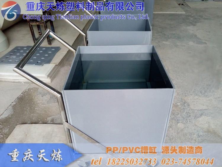 灰色PVC过滤槽
