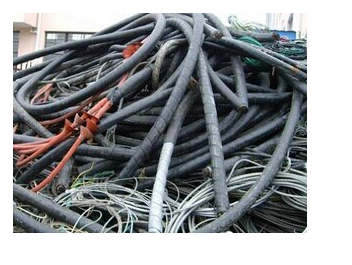 原来是这个推动了废旧电线电缆回收行业的发展