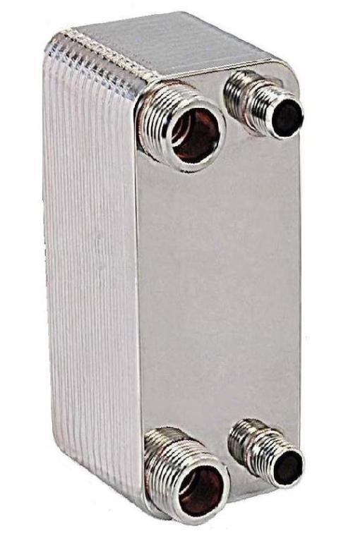 专业厂家分析钎焊板式换热器安装注意点
