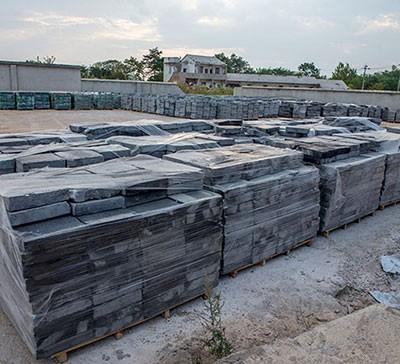 纯粘土土窑400-400-80砖坯