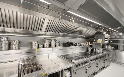 商用厨房设备有什么归类?
