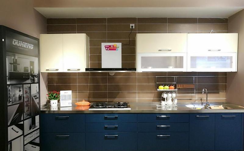 餐厅厨房的新欢——不锈钢橱柜