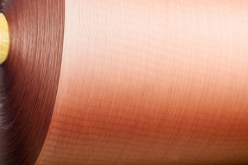 江苏海阳涤纶帘子布浸胶生产线投产