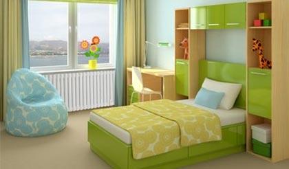 儿童房如何选择暖气片?环保安全很重要的