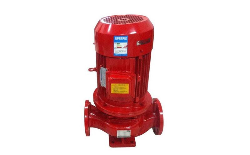 单级消防泵的工作步骤