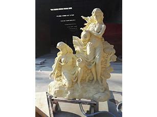 人工砂岩雕塑