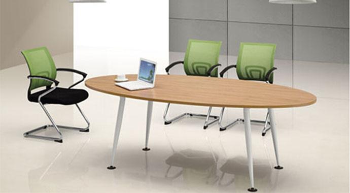 围坐板式会议桌