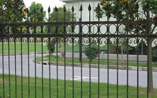 園藝圍墻柵欄