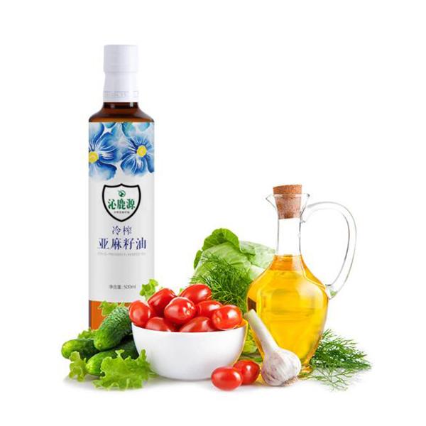 草原黄金冷榨亚麻籽油怎么吃更健康?沁鹿源亚麻籽油为您提供专业知识