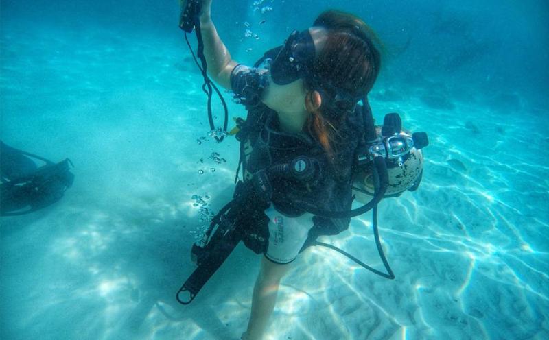 潜水的装备有哪些呢?