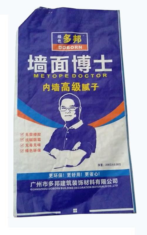 墙面博士*编织袋