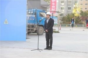 2018年中川园区突发安全生产天燃气闪爆事故应急演练照片