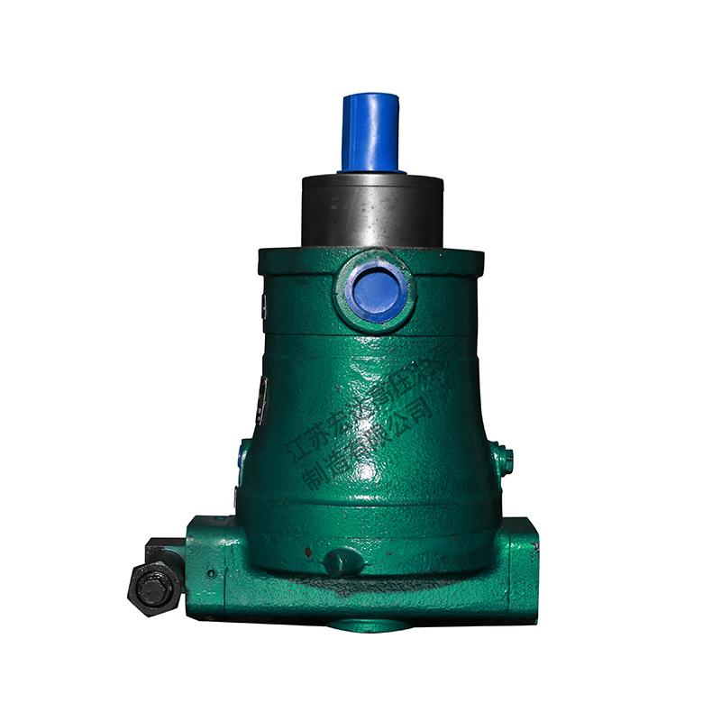 什么是轴向柱塞泵?