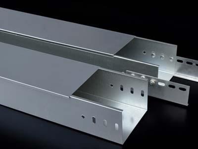 扬中槽式电缆桥架和托盘式电缆桥架的区别和运用