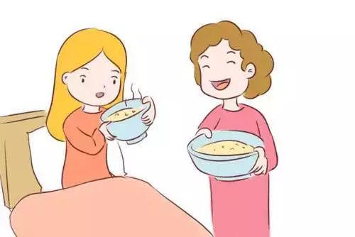 一定要知道的产后饮食的要求