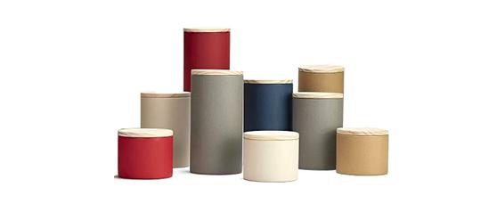 纸桶包装多功能并且向环保方向发展