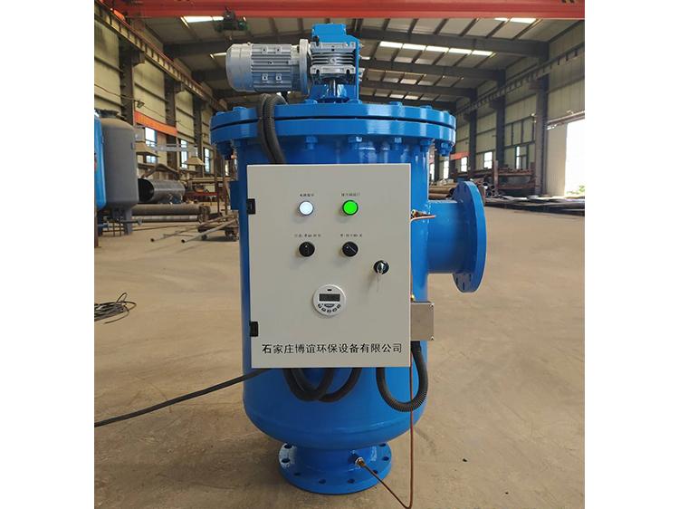 定压补水装置的主要特点剖析