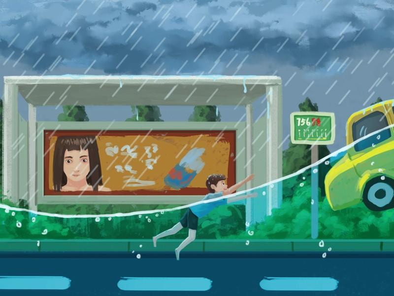 强降雨后-成都防水补漏公司怎么选择?