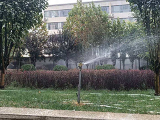 公园绿化喷灌设备厂家