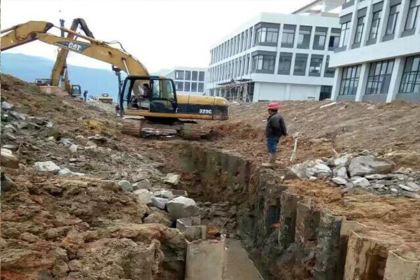 福州豪达基础工程来谈下福建基坑支护的工程有哪些优点呢?