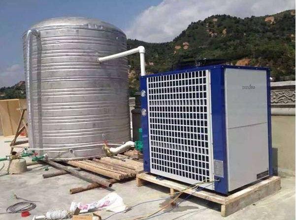 热泵的冷却系统
