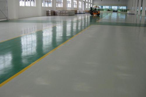 固化地坪和耐磨地坪之间的区别是什么?