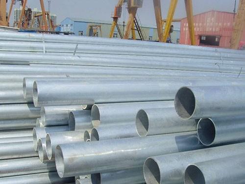 怎样操纵贵州镀锌钢管电焊接前的提前准备与一般高碳钢同样