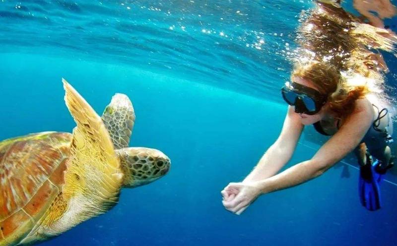潜水的优点与好处