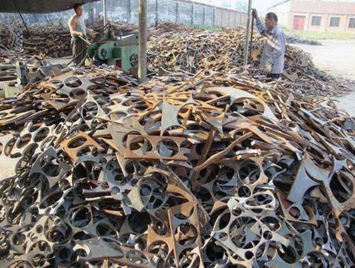 镜湖废铁回收