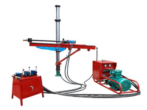 概述架柱式液压回转钻机在工作中时的应用加工工艺