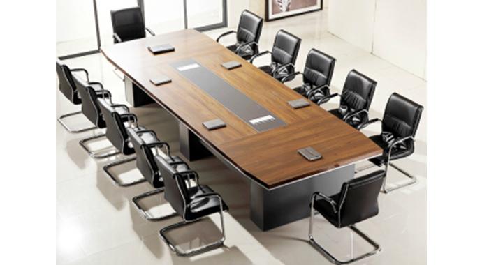 培训板式会议桌