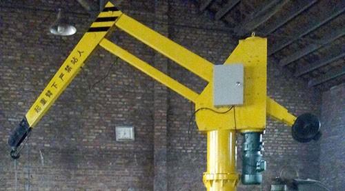 悬壁式起重机