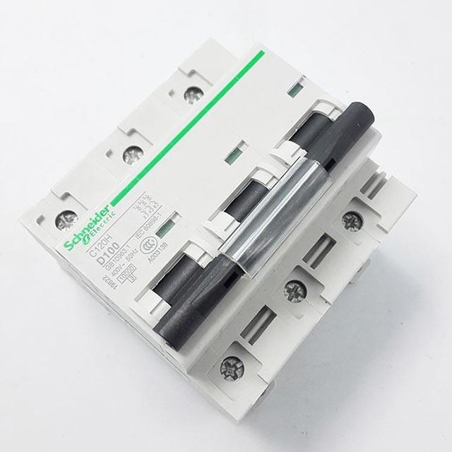 施耐德C120系列大额定电流型断路器