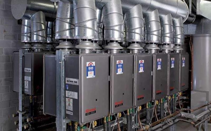 酒店如何选择合适的燃气热水器