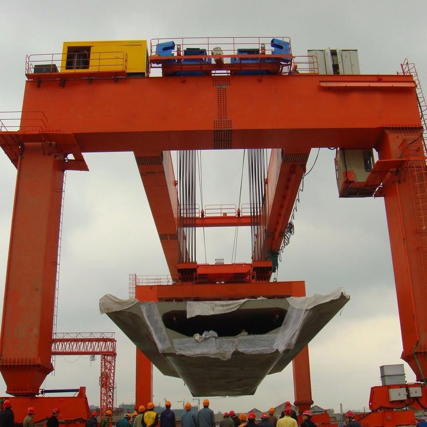 起重机应用水电气行业工程案例