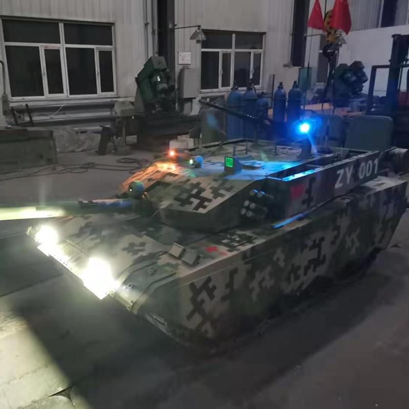 包头中艺机械坦克军团户外拓展