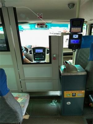 灵武公交车加装司机包围