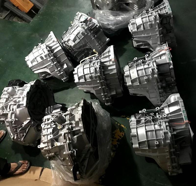 国产 南京邦奇CVT无极变速箱