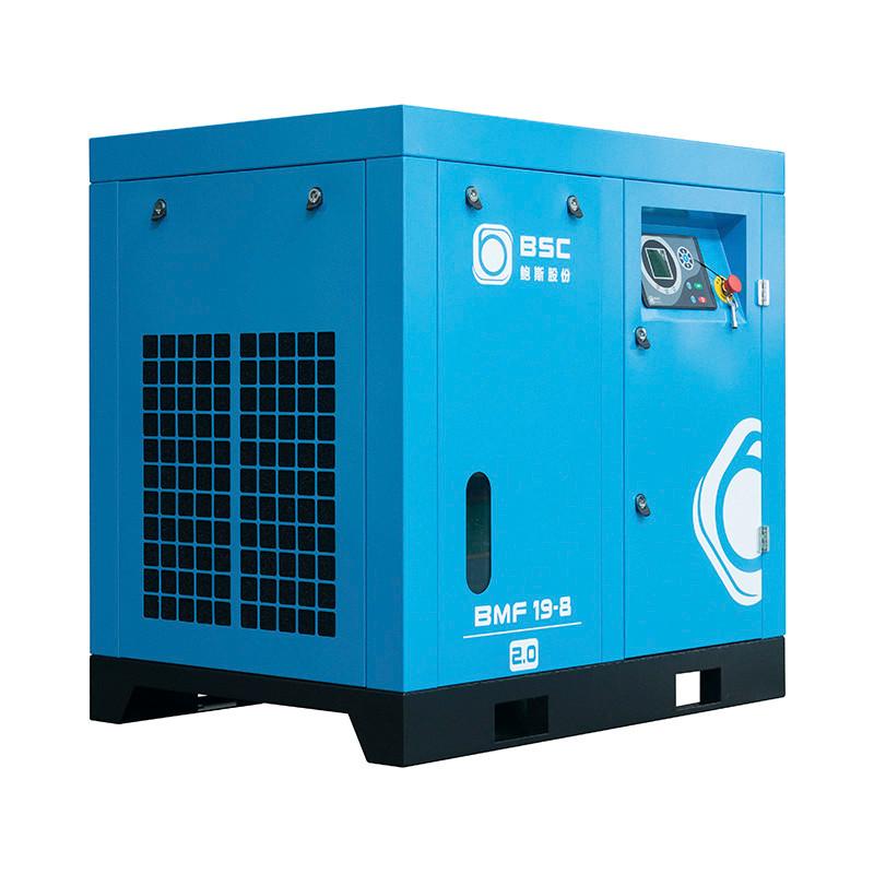 细述变频式空压机的工作原理及选择标准