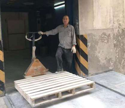 介绍装卸搬运的处理方式