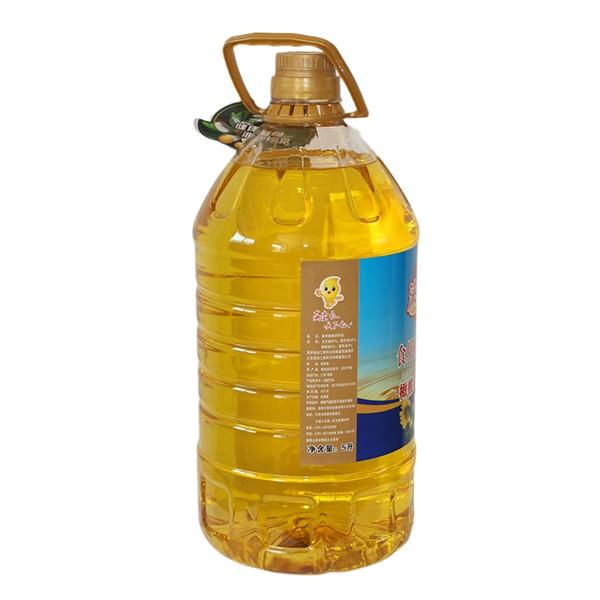 食用植物调和油橄榄葵花清香型