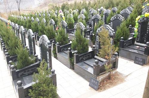 影响公墓风水的因素?