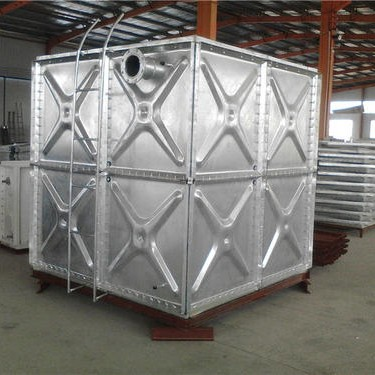 热镀锌钢板水箱厂家销售