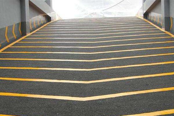 防滑地坪漆工程