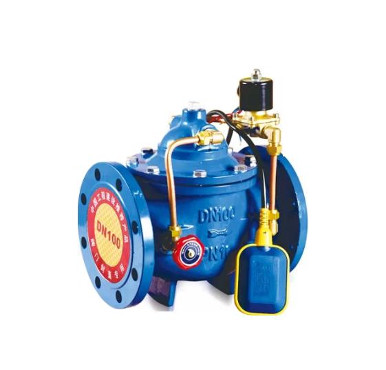 水力电动遥控浮球阀