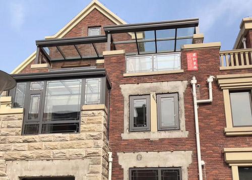 南京别墅门窗安装