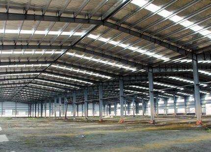 青海轻钢结构厂房搭建